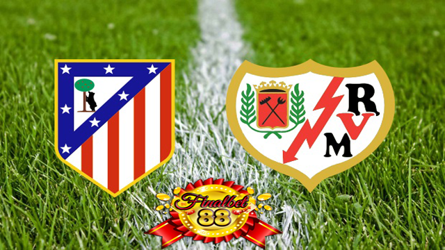 Prediksi Atl Madrid vs Rayo Vallecano 15 Januari 2016