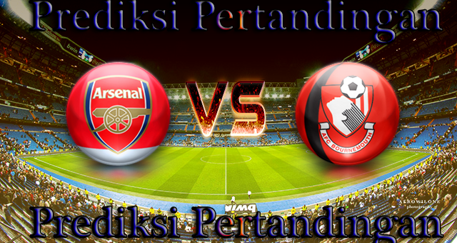 Prediksi Bola Arsenal vs Bournemouth